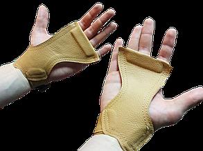 Лямки накладки кожаные NOSOROG Nutrition