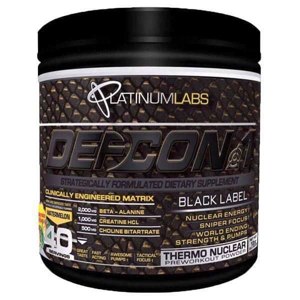 Platinum Labs Defcon 1 Black Label 40 serv