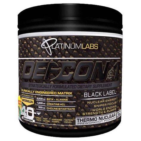 Platinum Labs Defcon 1 Black Label 40 serv, фото 2