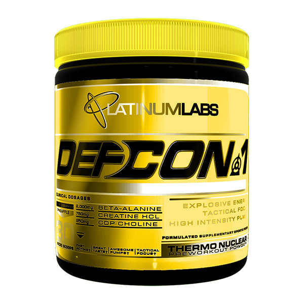 Platinum Labs Defcon 1 30 serv