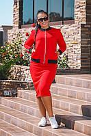 Спортивный костюм женский ботал ДГАТ0137, фото 1
