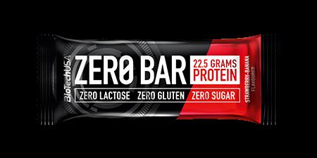 BioTech Zero Bar 20 х 50 g (вкусы уточняйте)