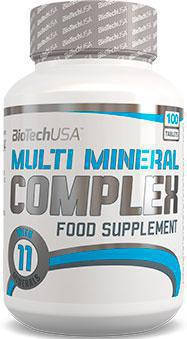 BioTech Multimineral Complex 100 tabs, фото 2