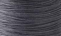 Вощенный шнур серый (примерно 80 м)