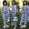 Спортивный костюм детский Philipp Plein 110, 116, 128, 134, 140 турецкая двунитка, расцветки, фото 5