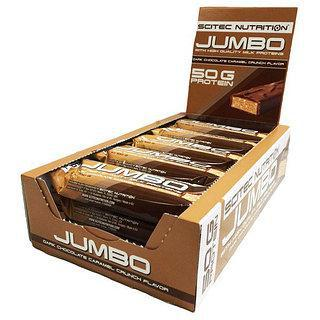 Scitec Nutrition Jumbo Bar 15 x 100 g (вкусы уточняйте)