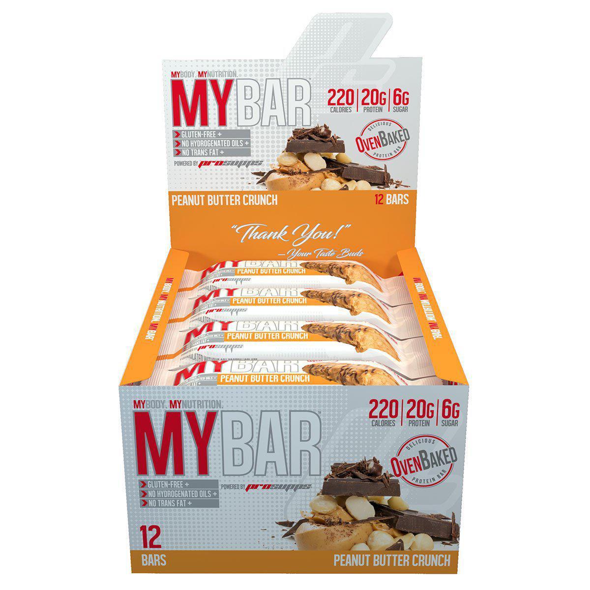 ProSupps MyBar 12 х 55 g (вкусы уточняйте)