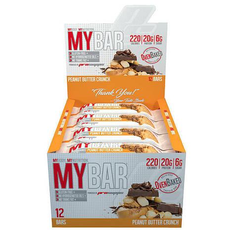 ProSupps MyBar 12 х 55 g (вкусы уточняйте), фото 2