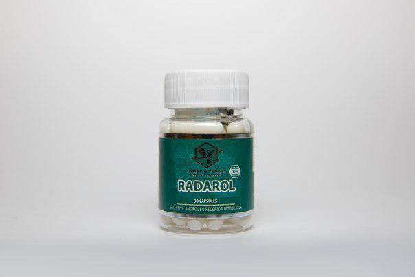 Special Force Pharm RADAROL (RAD-140) 10 mg 30 caps, фото 2