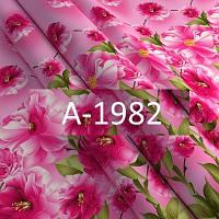 Постельное белье розовое А-1982