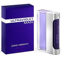 Мужская туалетная вода Paco Rabanne Ultraviolet Man (Пако Рабанн Ультрафиолет Мэн)