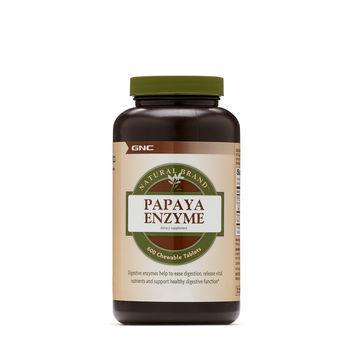 GNC Papaya Enzyme 600 tab