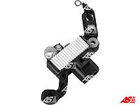 Реле-регулятор зарядки генератора Ford Connect 1.8 TDi (02-06) Форд Коннект, интегралка ARE9026 - AS Poland.