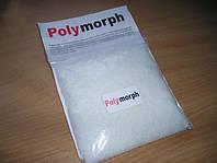 Пластик для моделирования и лепки polymorph (полиморф), плавится при 60°с, твердеет при остывании, 250 г