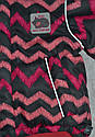 Детская зимняя куртка Зиг-Заг розовая (QuadriFoglio, Польша), фото 5