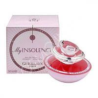 Женская туалетная вода Guerlain My Insolence (теплый, обволакивающий цветочно-фруктовый аромат)