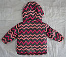 Куртка зимняя Зиг-Заг розовая (QuadriFoglio, Польша), фото 8