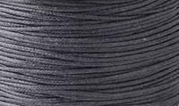 Вощенный шнур серый (примерно 40 м)