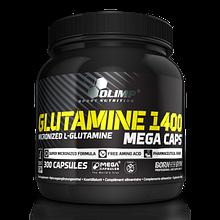 OLIMP L-Glutamine 1400 mega caps 300 caps