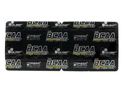 OLIMP BCAA Mega Caps 30 caps, фото 2