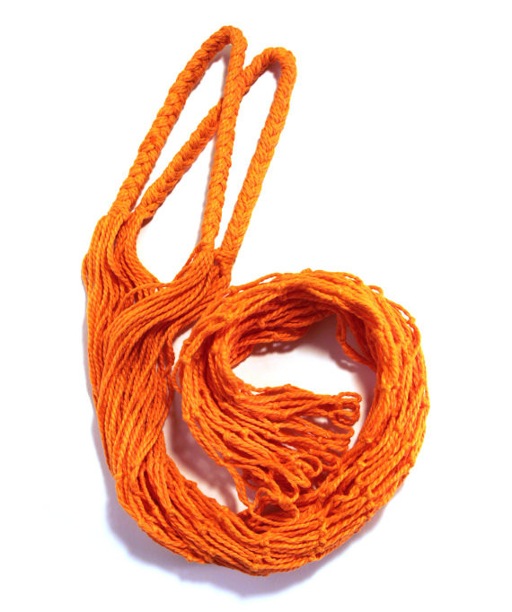 Авоська - оранжевая