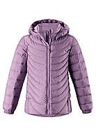 Демисезонная куртка-пуховик для девочки Reima 531340-5180. Размеры 110-134.