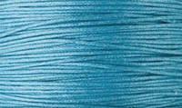 Вощенный шнур бирюза (примерно 160 м)