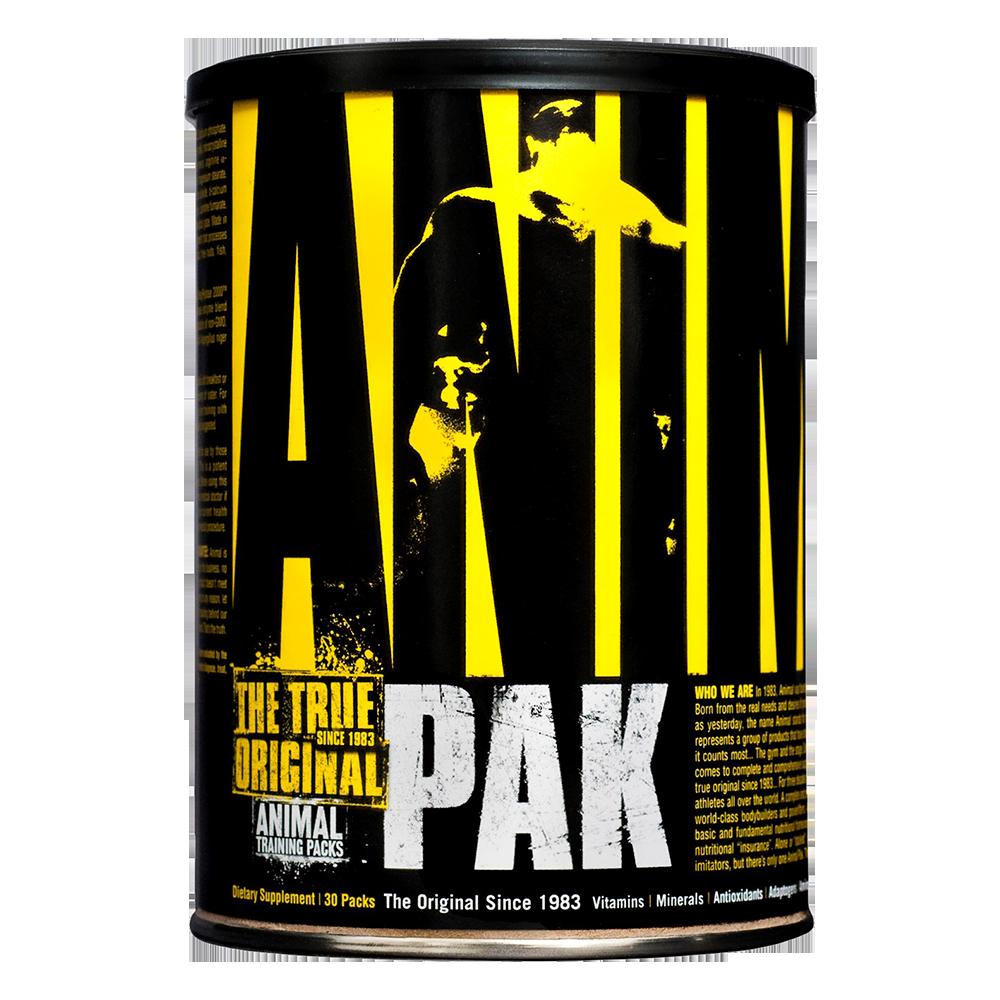 Universal Animal Pak 30 packs