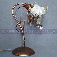 Светильник настольный декоративный ночник IMPERIA одноламповый LUX-440541