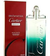 Мужские ароматы Cartier Declaration Essence (цитрусовый фужерный аромат)