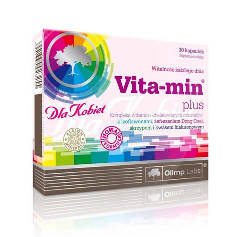 OLIMP Vitamin Plus For Women 30 caps, фото 2