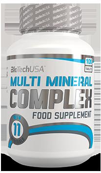 BioTech Multi Mineral Complex 100 tabs, фото 2