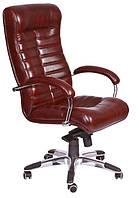 Офисное кресло Орион HB хром Мадрас фирензе.