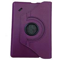 Вращающийся фиолетовый чехол для Acer Iconia B1-A71
