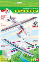 Набор LORI для изготовления кордовых летающих моделей самолетов Самолет-разведчик
