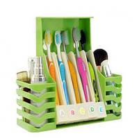 Органайзер для ванной комнаты Multifunctional Health Toothbrush Хит продаж!
