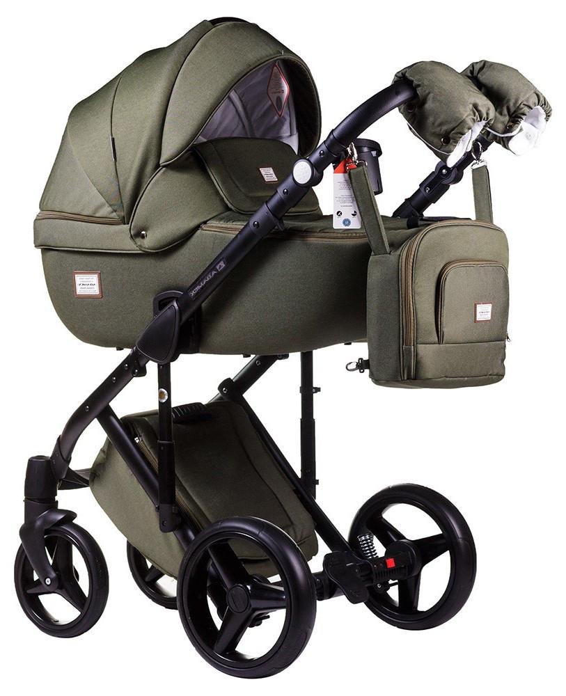 Дитяча універсальна коляска 2 в 1 Adamex Luciano Q7