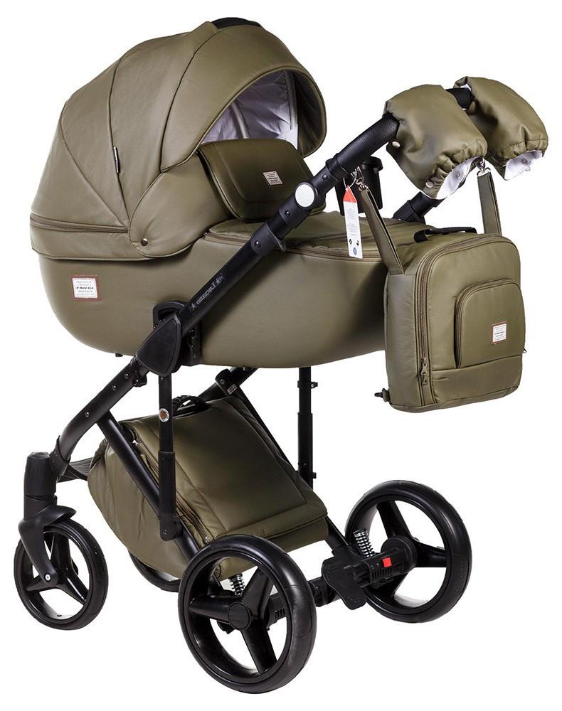 Дитяча універсальна коляска 2 в 1 Adamex Luciano Q107
