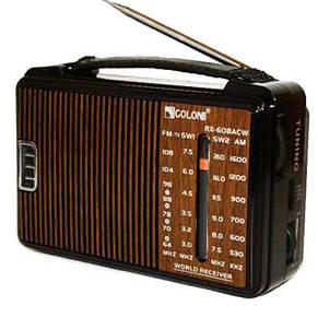 Радиоприемник Golon RX 608 ACW, фото 2
