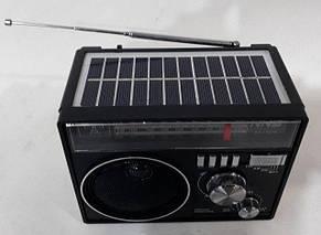 Переносной радиоприемник SOLAR NNS-1361 USB+SD, фото 2