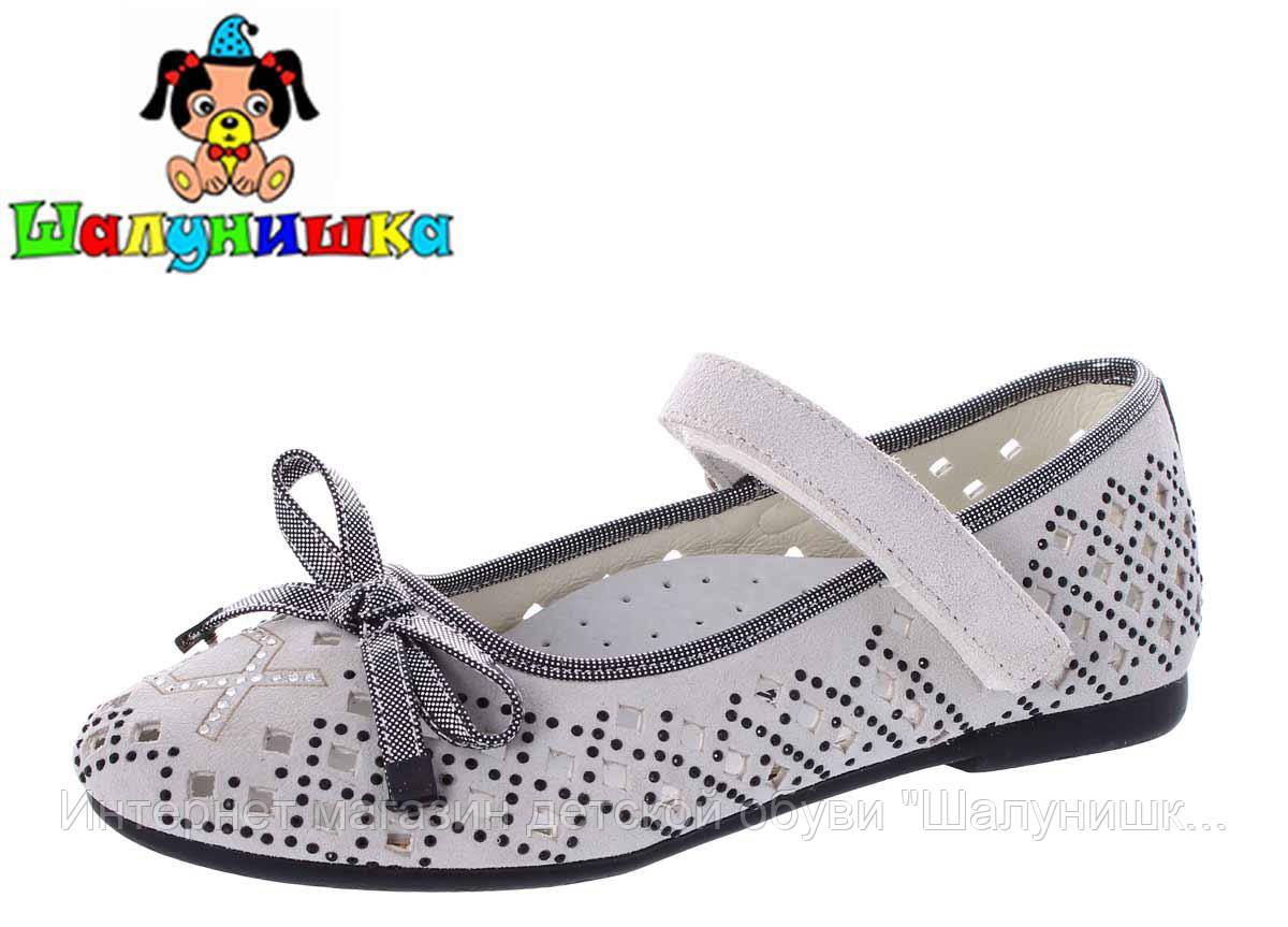 Детские туфли для девочки 8512
