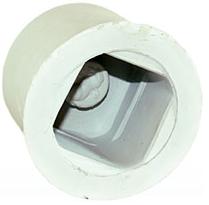 Заглушка для трубы 22х22, фото 2