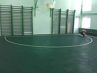 Покрытие для спортзалов