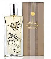 Женская парфюмированная вода Guerlain Les Voyages Moscow (элегантный цветочно-древесный мускусный аромат)