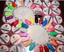 Набор цветных гелей COLOR GEL 36 шт