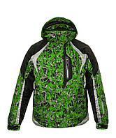 Куртка Walk Hard зелена L