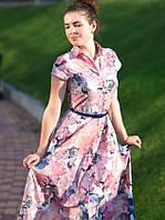"""Платье """"Ciel de fleurs"""", фото 1"""