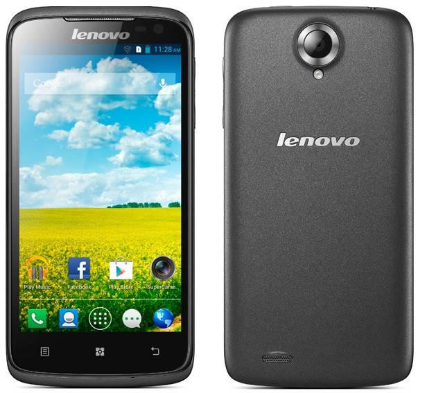 Обзор Lenovo S820. Разумный выбор за разумные деньги