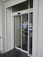 Двери автоматические и карусельные