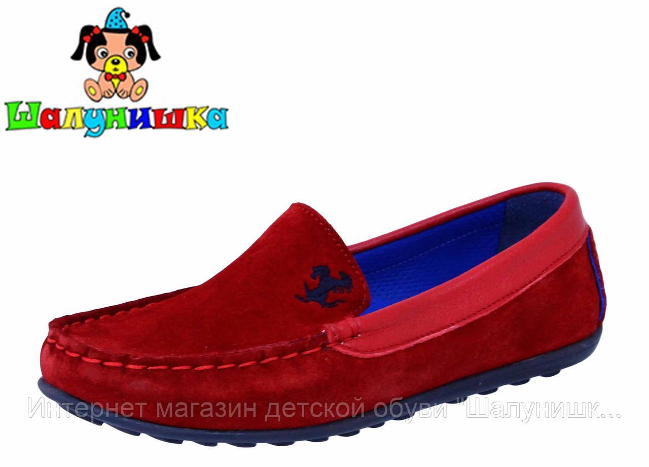 Детские туфли для мальчика 1-34